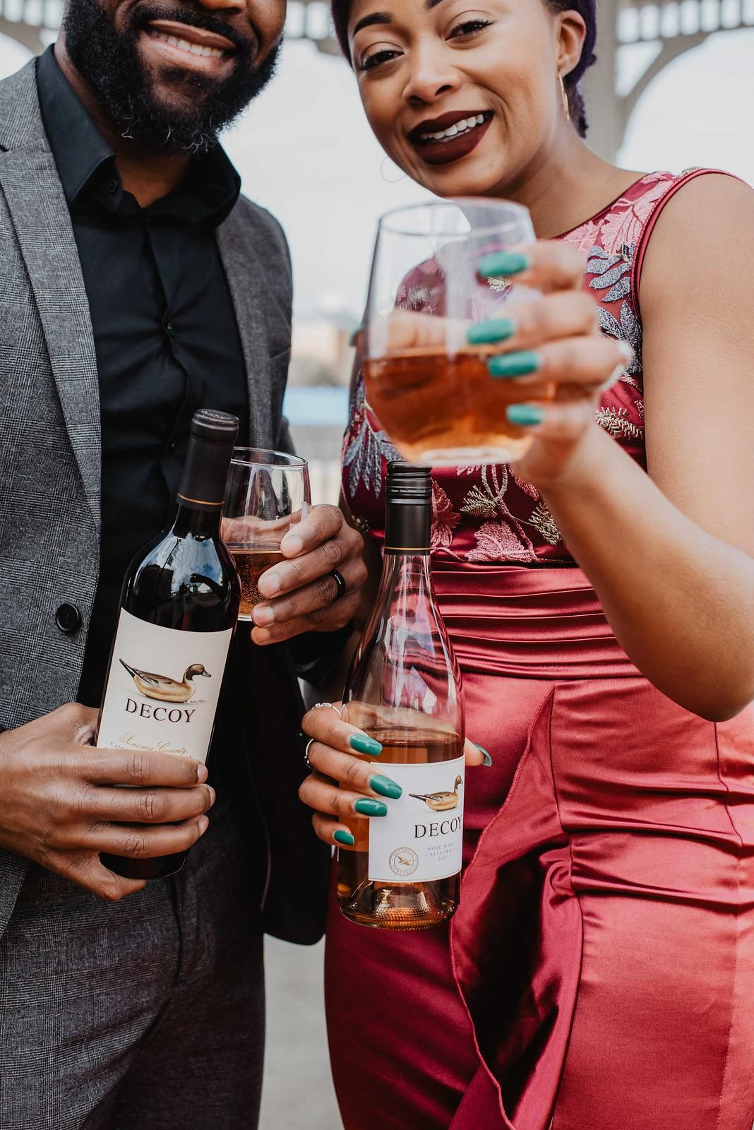 celebrate awards season with decoy wine