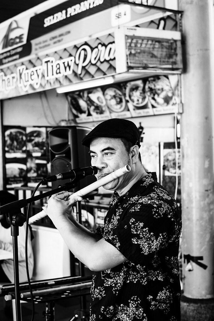 Mohar Bamboo Flutist