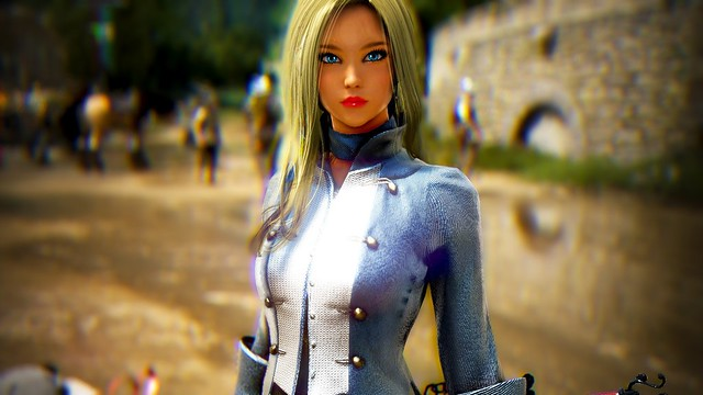 Black Desert Online - Barbie coloniale
