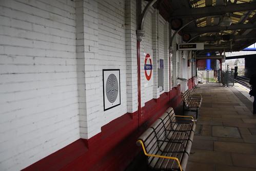 London Underground Labyrinth 42 Kenton
