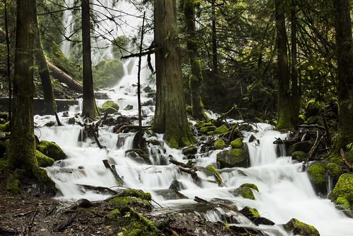 Moon Falls, Oregon