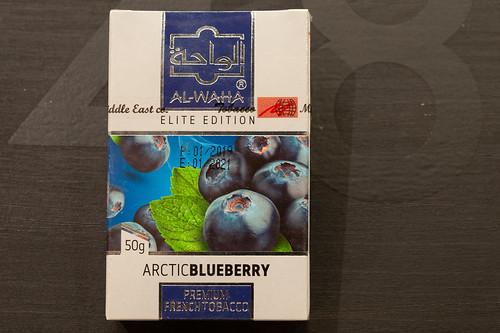 Al-Waha Elite Arctic Blueberry