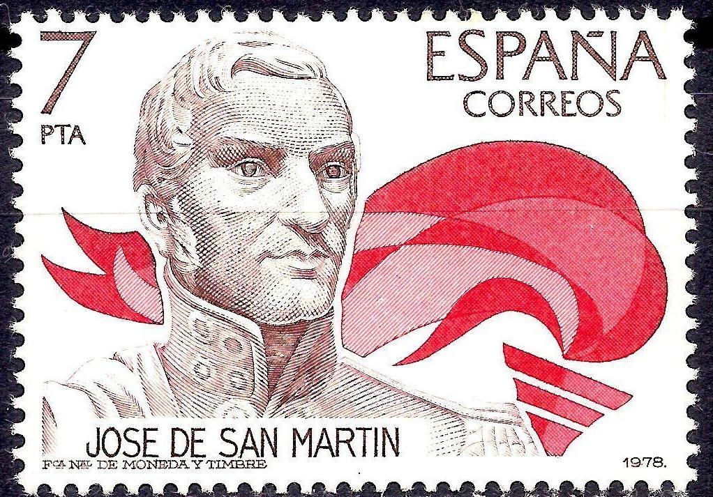 Spain - Scott #2116 (1978)