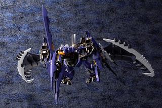 可獨立飛行的翼龍型新機!壽屋《HEXA GEAR 六角機牙》1/24 KIT BLOCK  WINDFALL(ヘキサギア ウインドフォール)