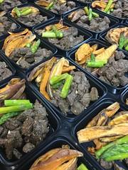 FitEx Meals Steak and Sweet Potatoes