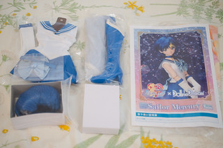 Sailor Mercury Outfit and Accessories | by sweetmilktea ♥