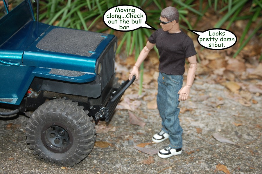Building an RC sixth scale Jeep 46679389441_6c8dfb27bb_o