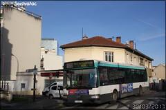 Irisbus Agora Line - RATP (Régie Autonome des Transports Parisiens) / STIF (Syndicat des Transports d'Île-de-France) n°8334