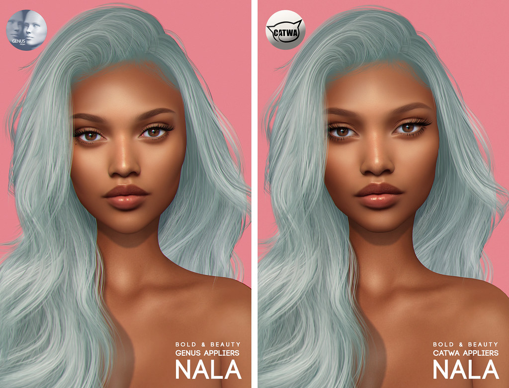 Bold & Beauty Nala Applier Genus and Catwa @ equal10