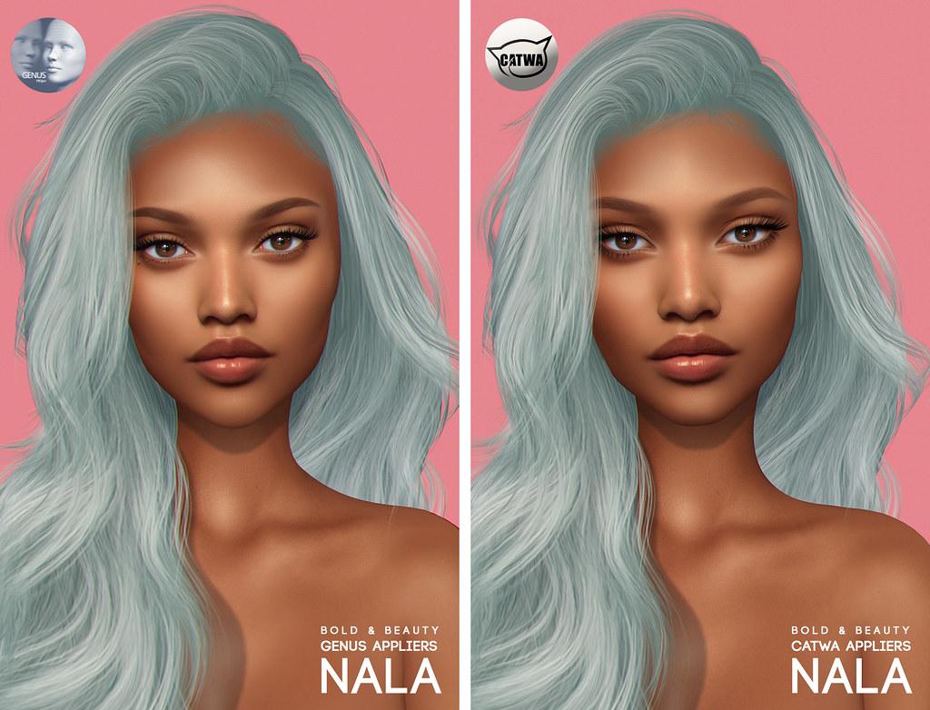 Bold & Beauty Nala Applier Genus and Catwa @ equal10 - TeleportHub.com Live!