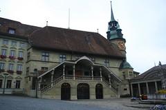Fribourg cityhall / Rathaus / Общината във Фрибур