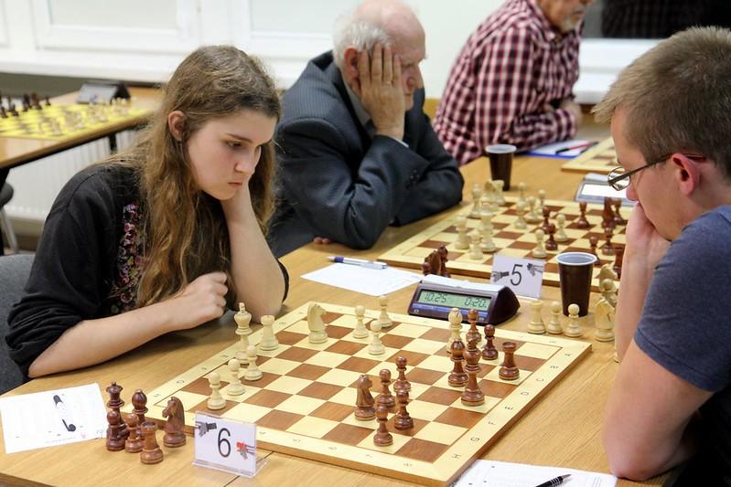 II turniej SZACHY W HARMONIJCE - 14-15.11.2015