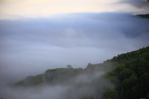 at Utsukushigahara Plateau, Ngano prefecture