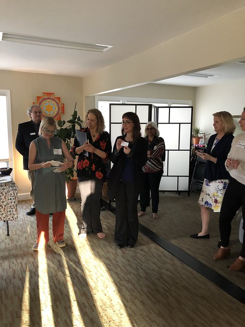 March 27, 2019 Mixer at Radiance Family Wellness