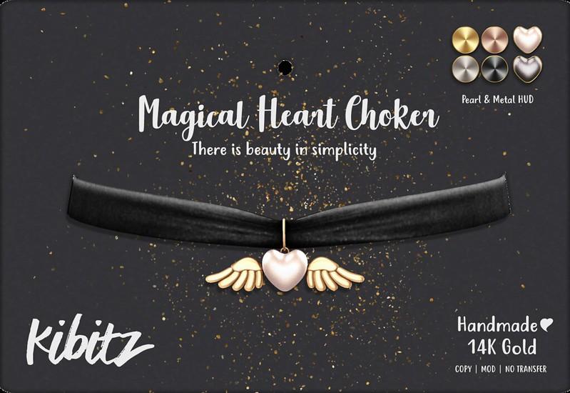 Kibitz - Magical heart choker
