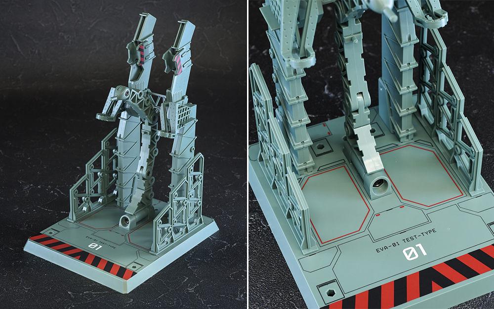 【更新官方樣品開箱】擁有鋼鐵肌肉的巨人 METAL BUILD《新世紀福音戰士》EVANGELION 初號機(エヴァンゲリオン初号機)