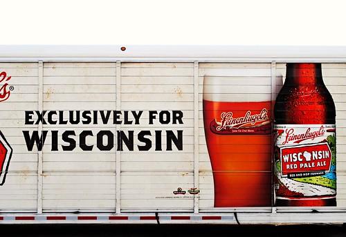 Leinenkugels Wisconsin Red Pale Ale