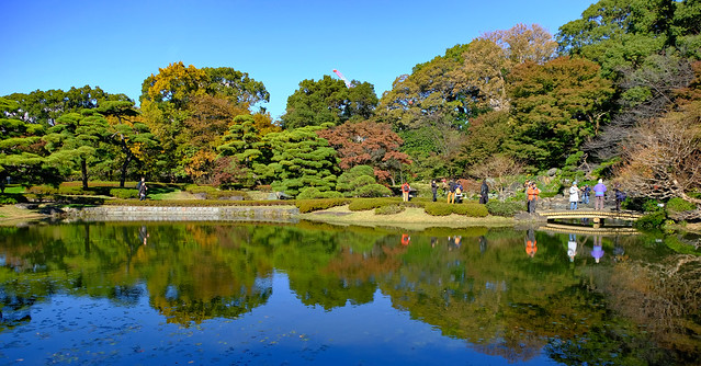 Photo:The East Garden, Tokyo Imperial Palace, Japan.02 By Geoff Whalan