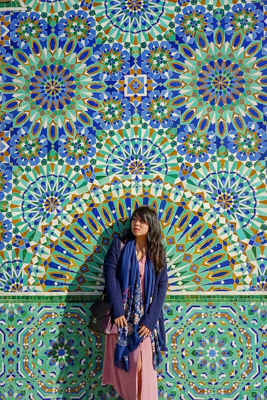 Morocco Casablanca Hassan II Mosque 02