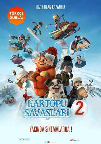 Kartopu Savaşları 2 - Racetime – Snowtime 2 (2019)