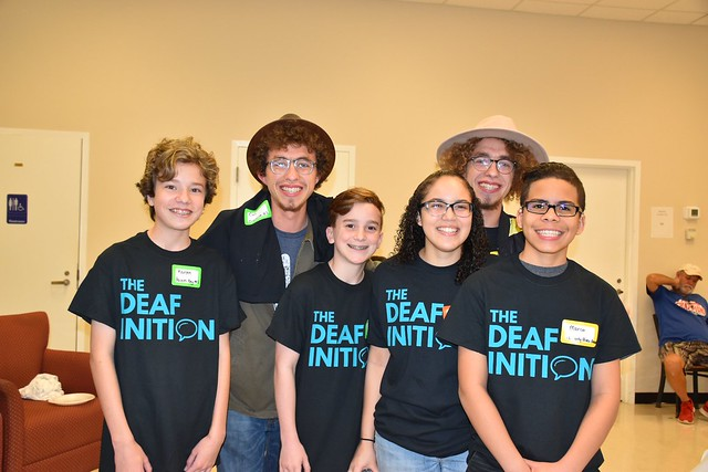 Clarke Jacksonville Alumni Compete in Vocabulary Competition
