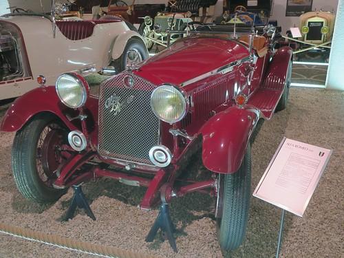 1930 Alfa Romeo Type 1750