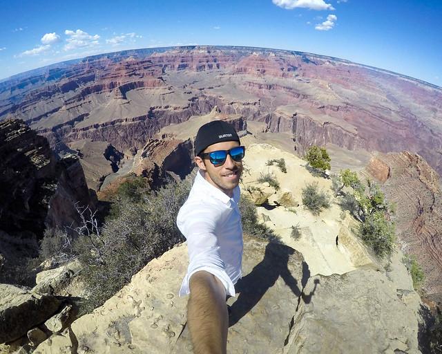 Diario de un Mentiroso en los miradores del Gran Cañón del Colorado
