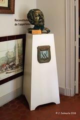 13 AUBAGNE - Buste de Lucien Grimaud - Photo of Aubagne