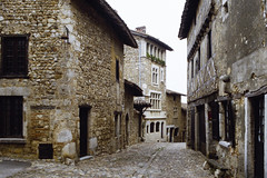 The Mean Streets of Pérouges