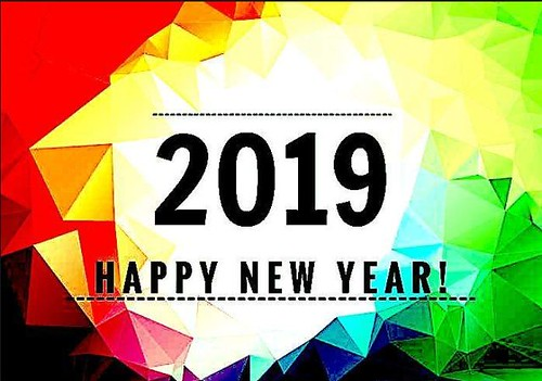 Happy New Year 2019 : Best Happy New Year 2019 Wallpapers