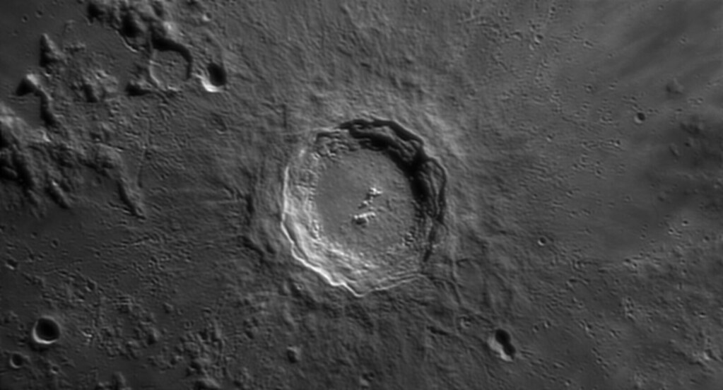 Moon - Copernicus and Gay-Lussac