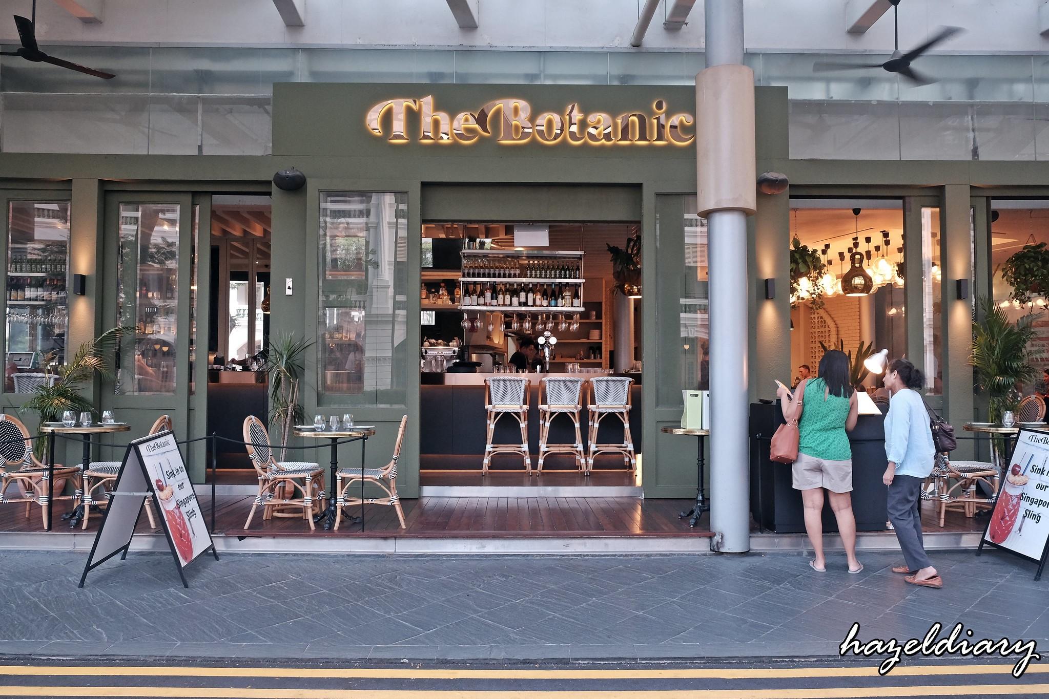 The Botanic Raffles City Shopping Mall