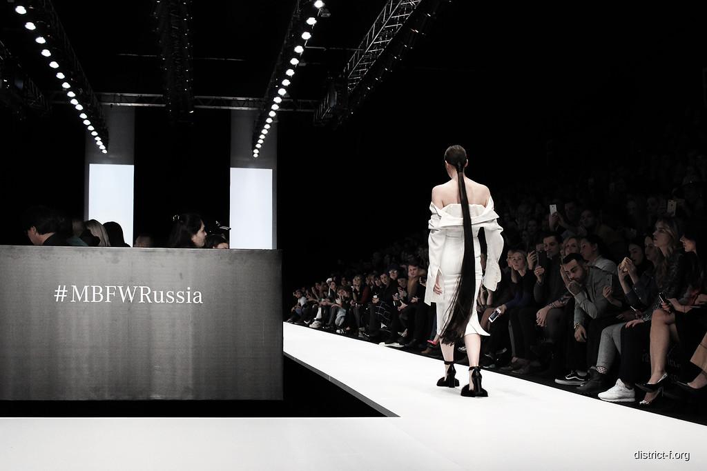 MBFW Russia и связь времён