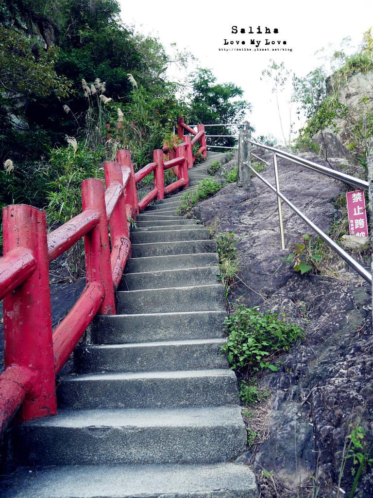 宜蘭礁溪旅遊景點秘境猴洞坑瀑布停留時間 (3)
