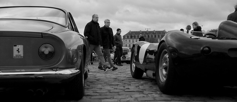 Lister Jaguar 1953  32326151417_39b601a21f_c