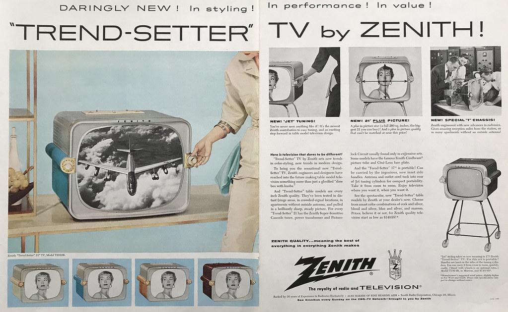 Zenith 1955