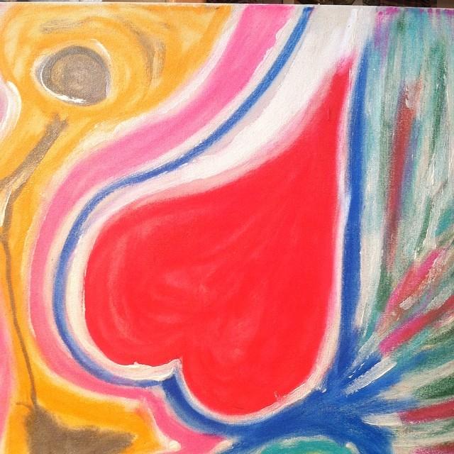 #66x66inches  #artdetails  #closeup  #buymyart  #artpromotional  #