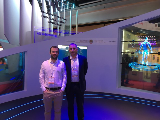 ulma medical imaging arab health 2019