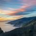 Big Sur Sunset by Kirk Lougheed
