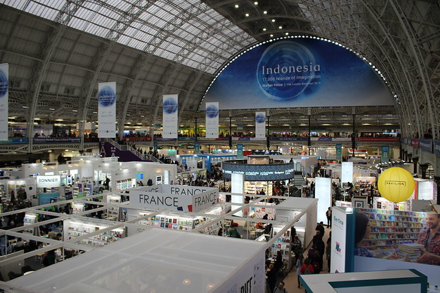 London Book Fair 2019