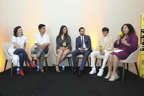 Lila Aviles, Jayro Bustamante, Gigi Saul Guerrero, Daniel Zovatto, Marcel Ruiz, Malina Saval