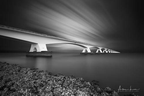 Zeeland Bridge in BW II