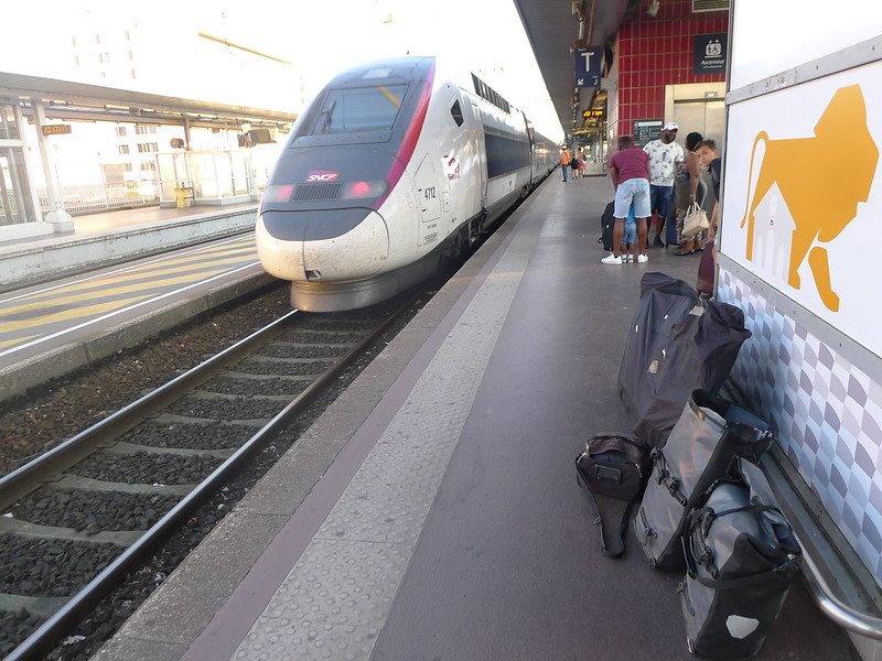 Geschwindigkeit von 50 ans et plus Marseille