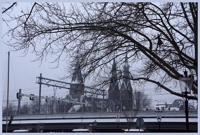Posthoornkerk. Amsterdam., Sony NEX-7, E 18-55mm F3.5-5.6 OSS