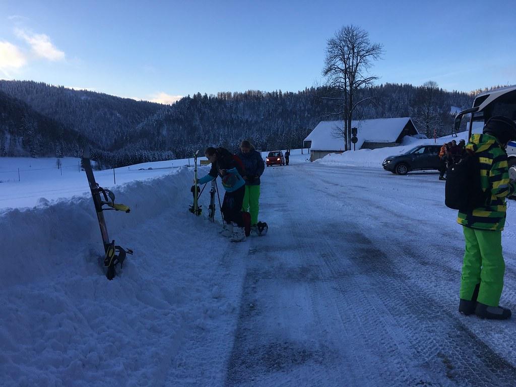 Skitag Bugnenets
