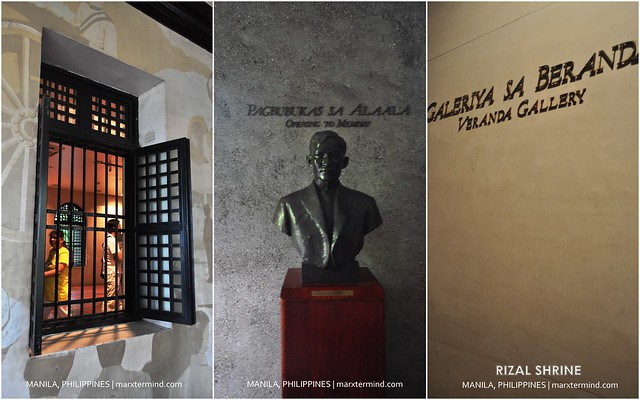 Rizal Shrine Intramuros