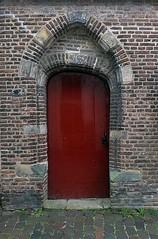 Door in Zwolle