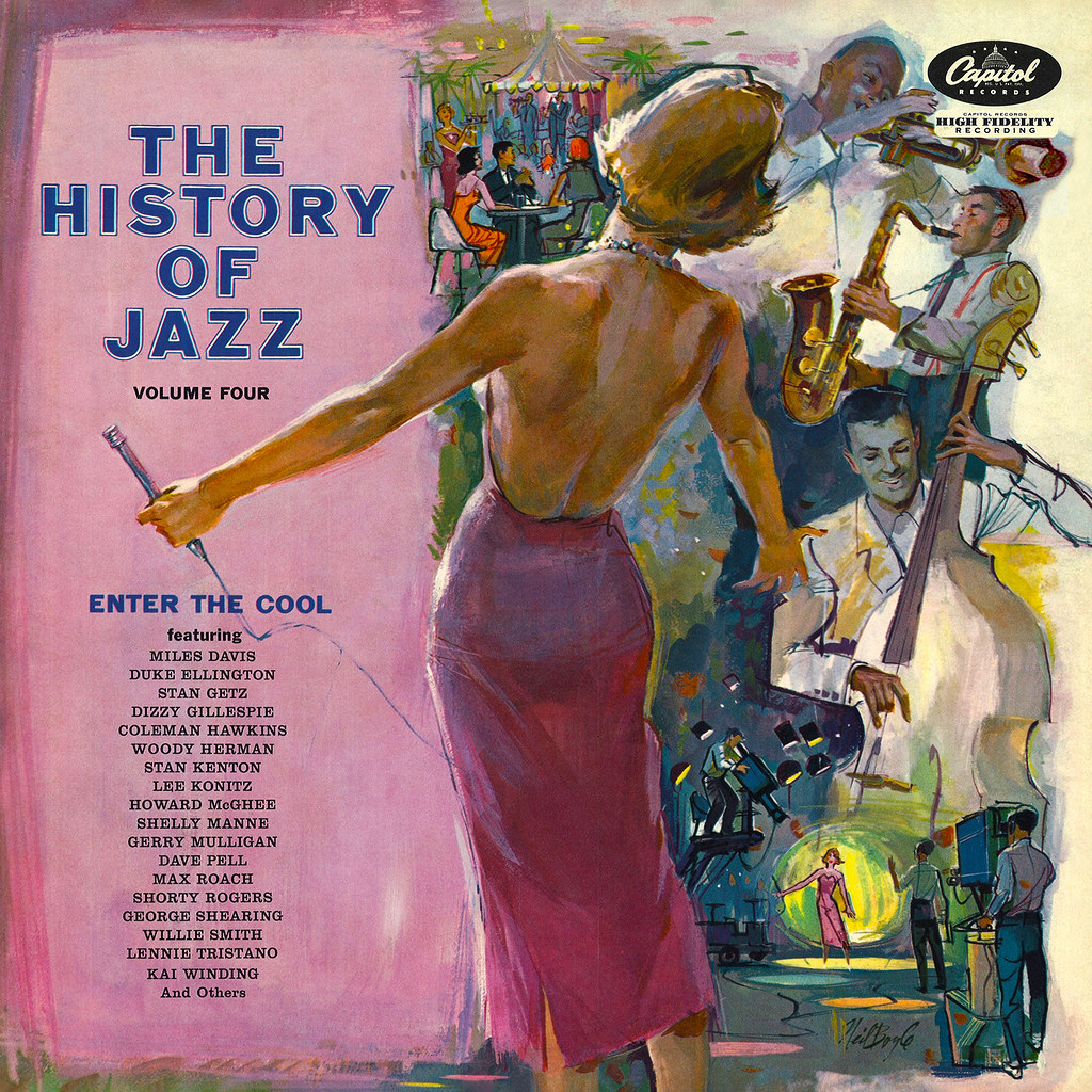 The History of Jazz Vol 4