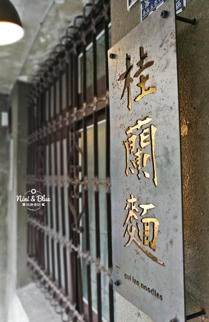 永興街 桂蘭麵 台中美食 小吃16
