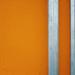 Orange Walls by Michael Moeller